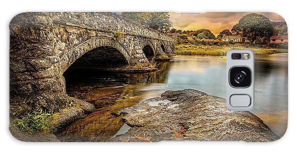 Galaxy Case - Pont Pen-y-llyn Bridge Snowdonia by Adrian Evans