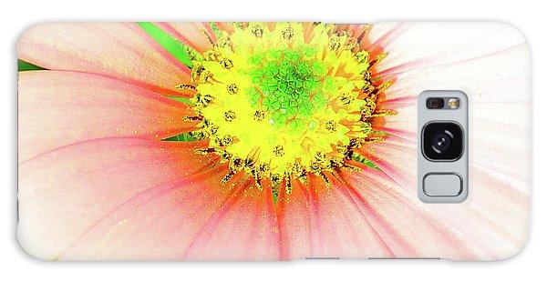 Pop Art Osteospermum 1 Galaxy Case