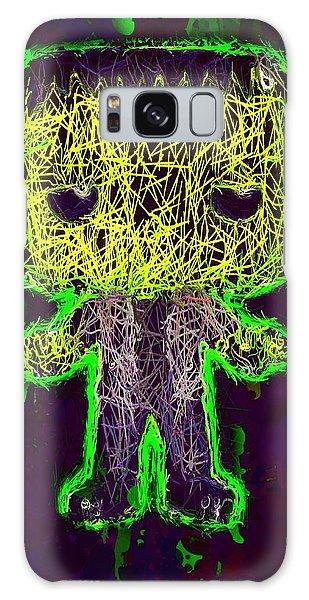 Frankenstein Pop 2 Galaxy Case