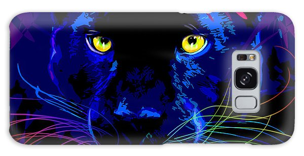 pOpCat Black Panther Galaxy Case
