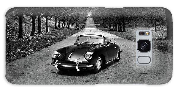 Sports Car Galaxy Case - Porsche 356 1965 by Mark Rogan