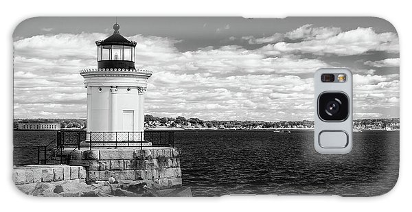 Portland Breakwater Light Galaxy Case