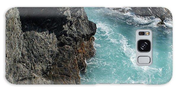 Porto Covo Cliff Views Galaxy Case
