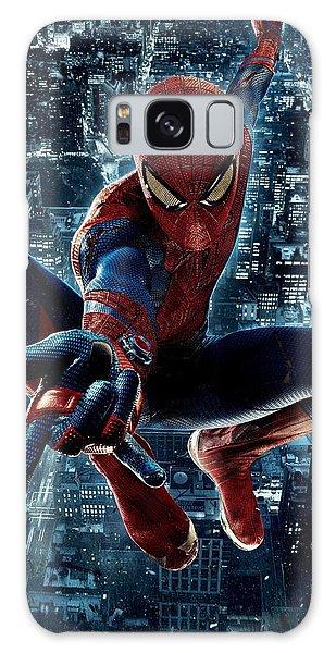 The Avengers Galaxy Case - Poster The Amazing Spider Man 2 - Homem Aranha by Geek N Rock