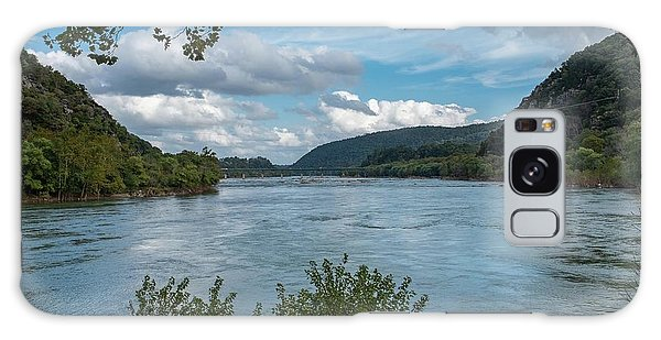 Potomac River At Harper's Ferry Galaxy Case