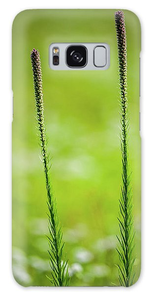 Prairie Blazing Star Galaxy Case