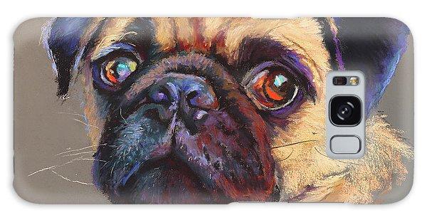 Precious Pug Galaxy Case
