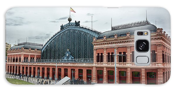 Puerta De Atocha Railway Station Galaxy Case