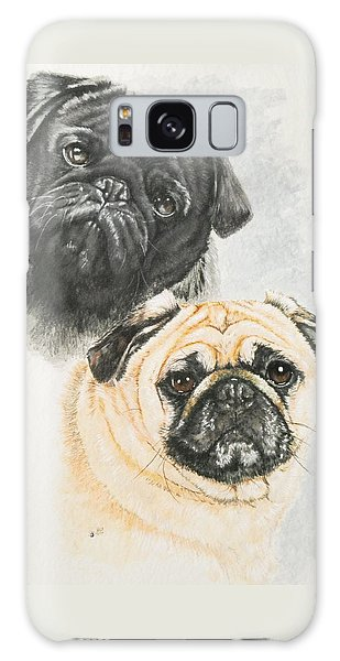 Pug Brothers Galaxy Case