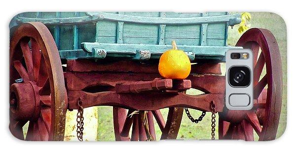 Pumpkin Trail Mix Galaxy Case
