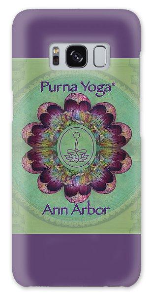 Purna Yoga Ann Arbor Galaxy Case