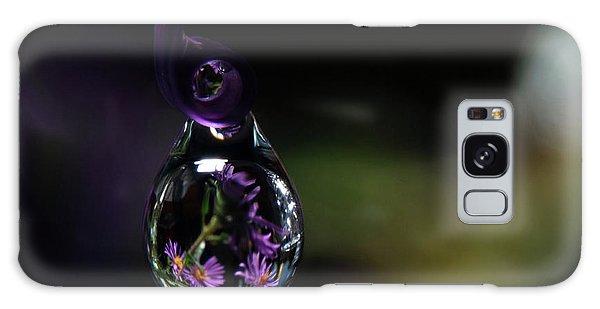 Purple Dreams Galaxy Case