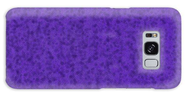 Purple Passion Galaxy Case
