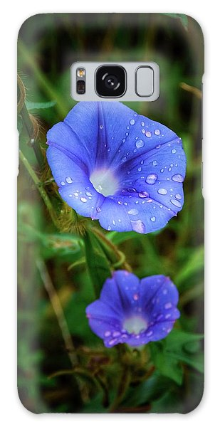 Purple Rain Galaxy Case