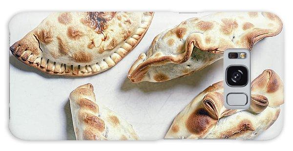 Quatro Empanadas Galaxy Case