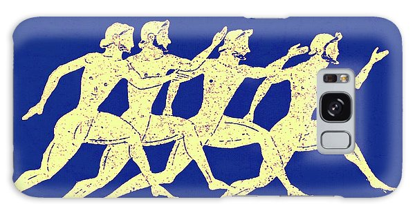 Sportsman Galaxy Case - Race, Illustration From History Of Greece By Victor Duruy, 1890 by English School