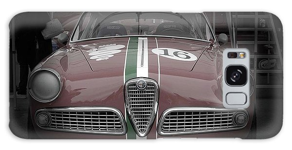 Monterey Galaxy Case - Racing Alfa Romeo by Naxart Studio