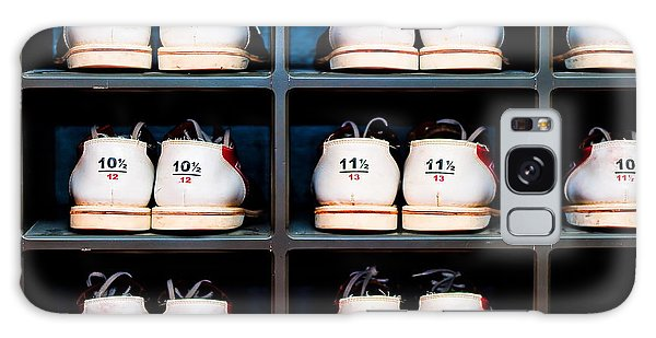 Success Galaxy Case - Rack With Shoes For Bowling In by Kosmos111