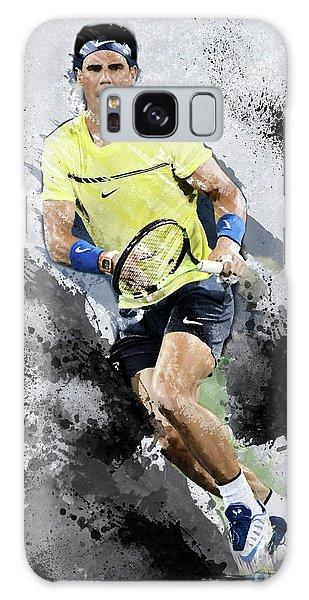 Rafael Nadal Galaxy Case