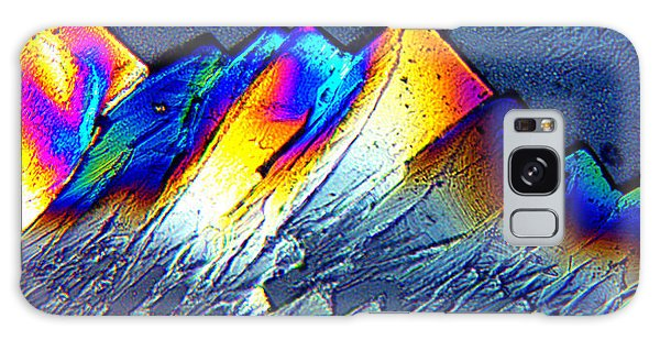 Rainbow Mountains Galaxy Case