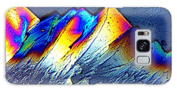 Rainbow Mountains Galaxy Case