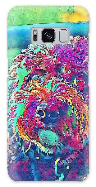 Rainbow Pup Galaxy Case