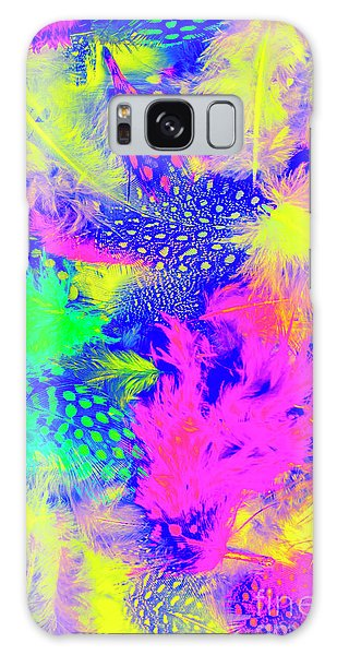 Colours Galaxy Case - Rainbow Radiance by Jorgo Photography - Wall Art Gallery