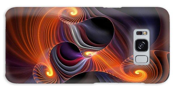 Rainbow Symphony-2 Galaxy Case