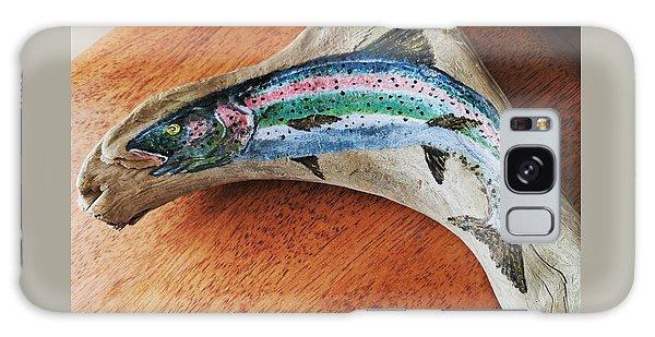 Rainbow Trout #1 Galaxy Case