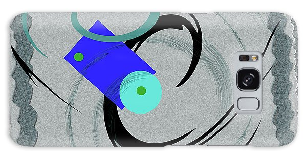 Randomness Variations 5, On Paper Montage Galaxy Case