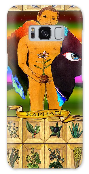 Raphael, The Archangel Galaxy Case