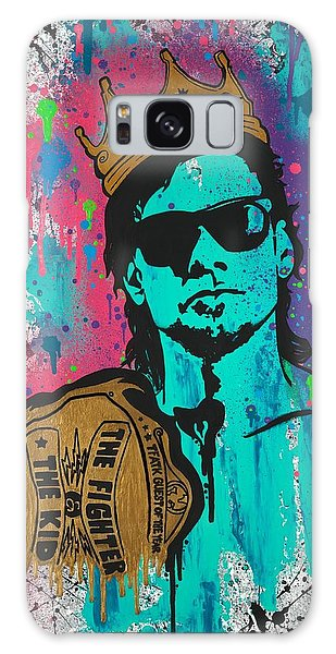 Abstract Expressionism Galaxy Case - Rat King by Stacie Marie