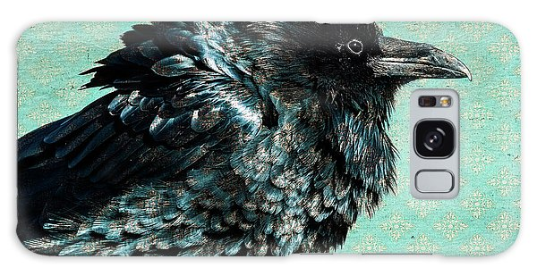 Raven Maven Galaxy Case