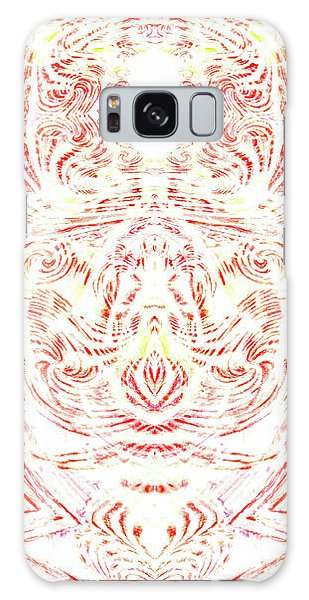 Red Tide Galaxy Case