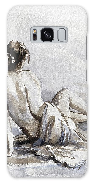 Figurative Galaxy Case - Relaxed by Steve Henderson