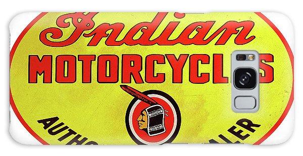 Patina Galaxy Case - Retro Indian Motorcycles by Greg Joens
