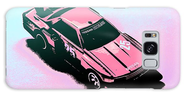 Sport Car Galaxy Case - Retro Race Colours by Jorgo Photography - Wall Art Gallery