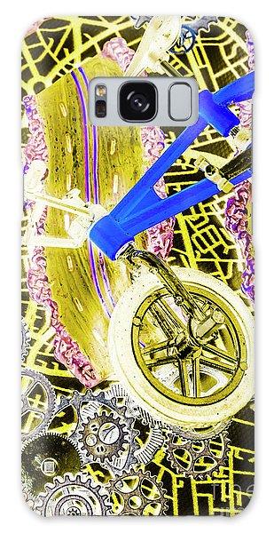 Race Galaxy Case - Retro Racer by Jorgo Photography - Wall Art Gallery
