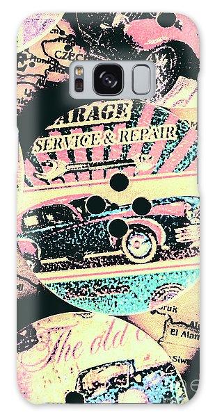 Motor City Galaxy Case - Retro Roadvival by Jorgo Photography - Wall Art Gallery