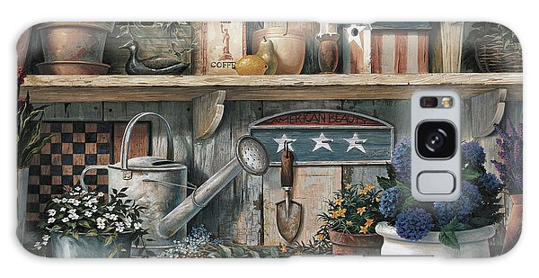 Americana Galaxy Case - Rhapsody In Blue by Michael Humphries