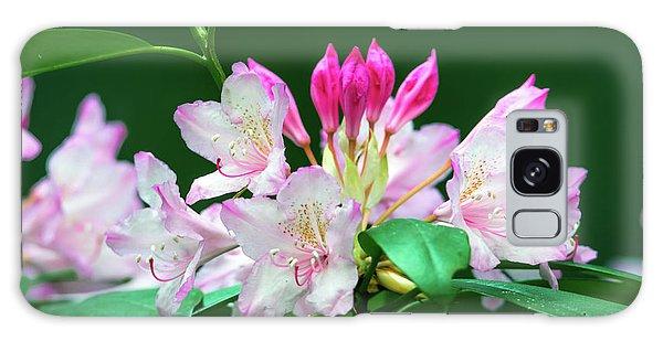 Rhododendron 2 Galaxy Case