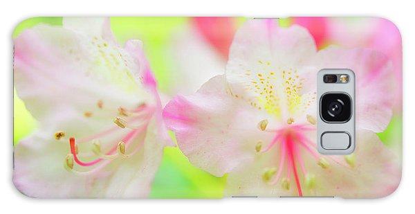 Rhododendron 5 Galaxy Case