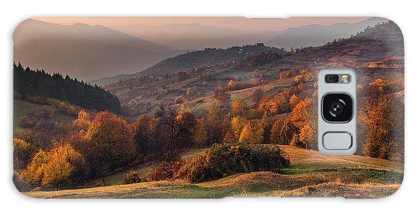 Rhodopean Landscape Galaxy Case