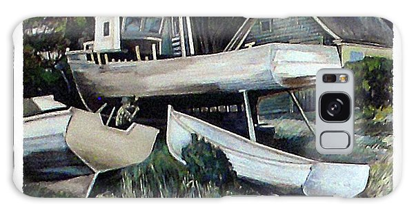 Richardson Boat Shop Galaxy Case