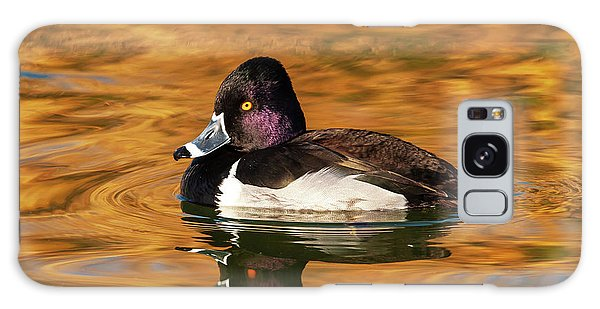 Ring-necked Duck Galaxy Case