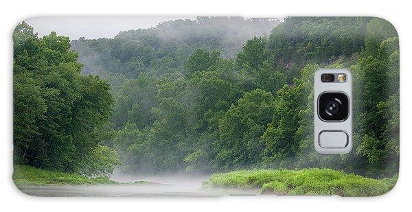 River Mist Galaxy Case