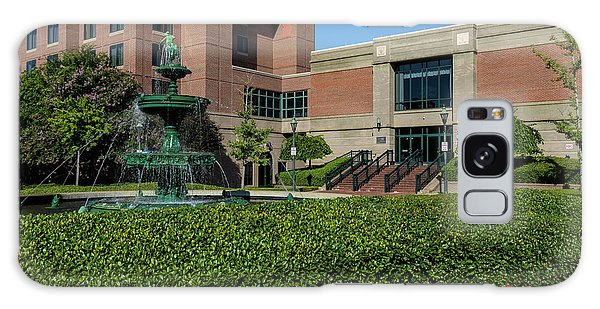 Riverwalk Augusta Ga Fountain Galaxy Case