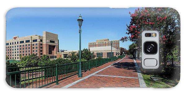 Riverwalk Downtown Augusta Ga Galaxy Case