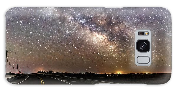 Road To Milky Way Galaxy Case