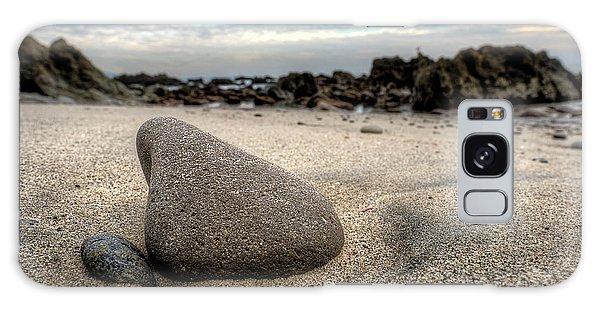 Rock On Beach Galaxy Case